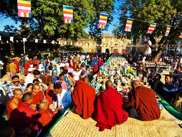 Myanmar Festivals in January