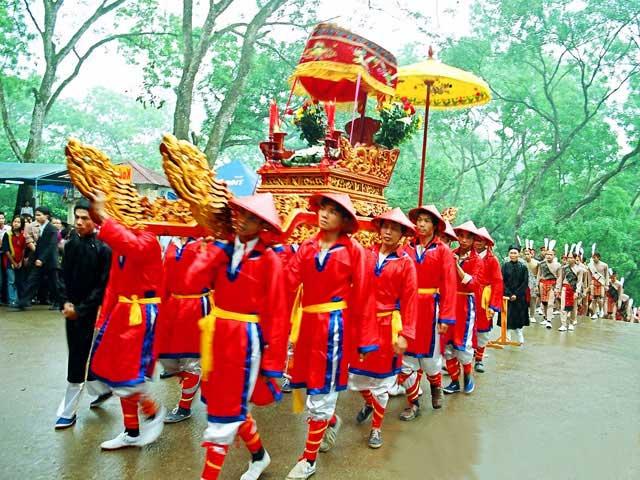 Hung King Temple Festival