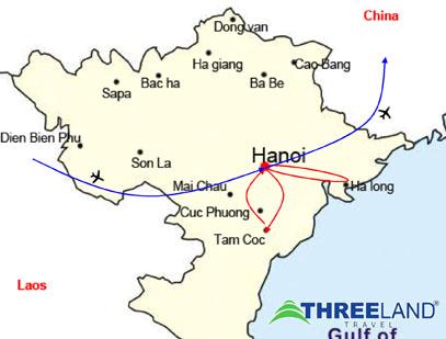 CHARMING HANOI (INCENTIVE)