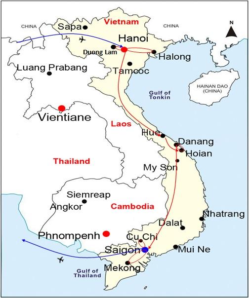 VIETNAM CULINARY JOURNEY