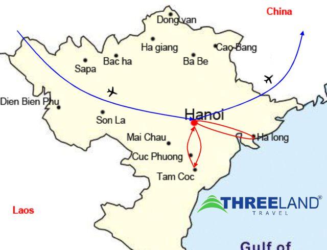 HANOI STOPOVER